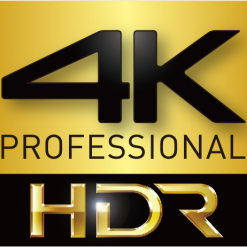 4K/8MP Technologie